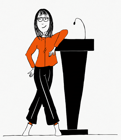 Karen Stroobants, Speaker on STEM and Female Leadership, Cambridge